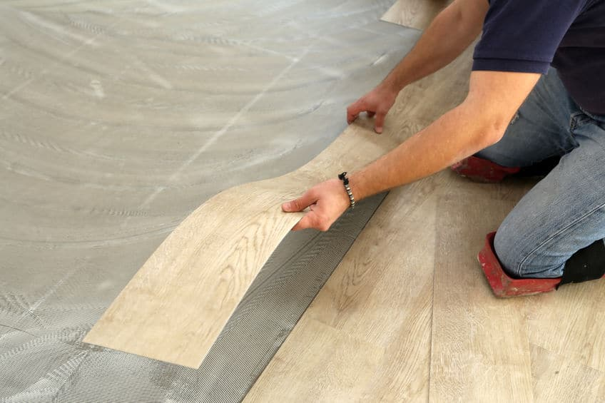 Vinyl Flooring: History and Benefits